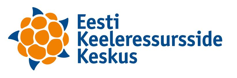 Eesti Keeleresursside Keskuse logo